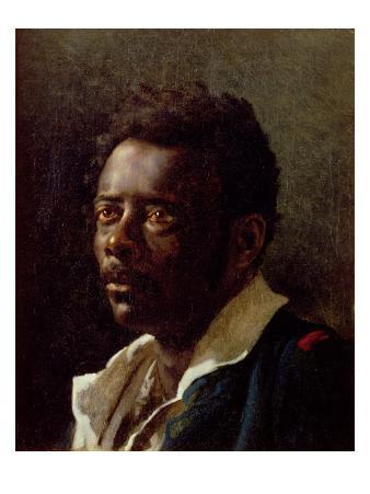 Bust Portrait of a Negro