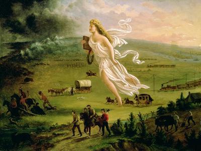 American Progress, 1872