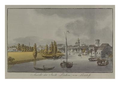 View of Potsdam, C. 1796