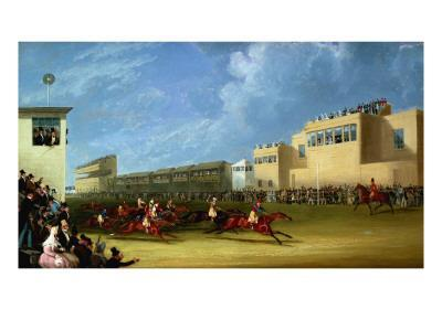 The Ascot Gold Cup, 1834