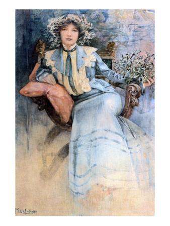 The Artist's Wife, 1903