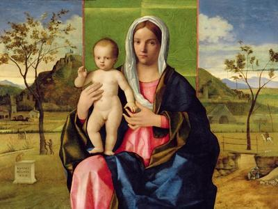 Madonna and Child, 1510