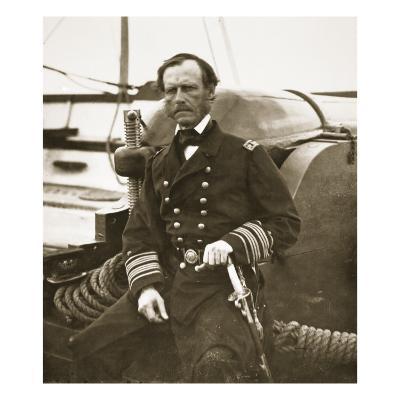 Admiral John A. Dahlgren