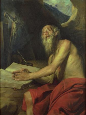 The Vision of St. Jerome