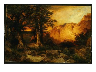 The Grand Canyon, 1897