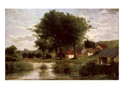 Autumn Landscape, 1877