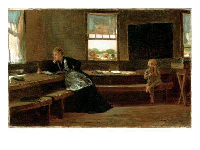 The Noon Recess, 1873