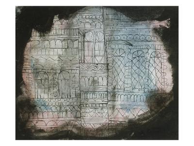 Burning Castle, 1920