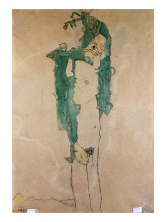 Self Portrait, C.1910