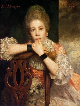 Mrs. Abington, 1771