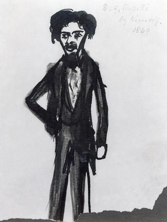 Self Portrait, 1849