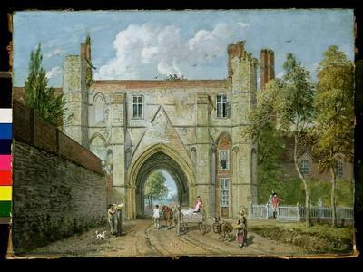 Reading: Abbey Gate