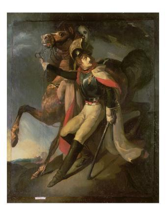 Wounded Cuirassier