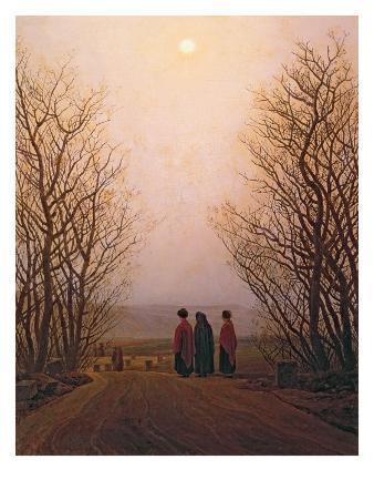 Easter Morning, 1833