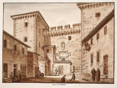 The Vatican Gate, 1833