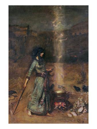 The Magic Circle, 1886