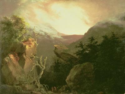 Mountain Sunrise, 1826