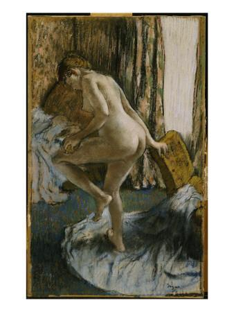 After the Bath, C.1883