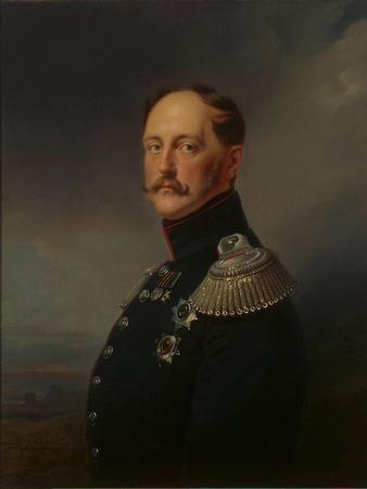 Nicholas I, 1852