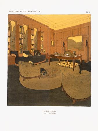 Bureau-Salon, 1929