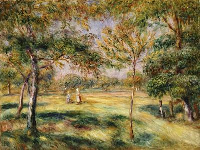 The Glade, 1895