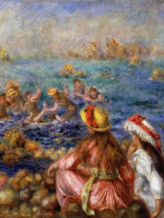 The Bathers, 1892