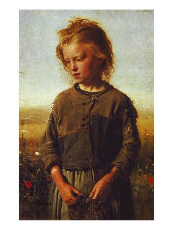 Fisher Girl, 1874