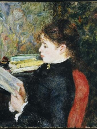 The Reader, 1877