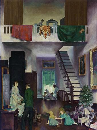 The Studio, 1919