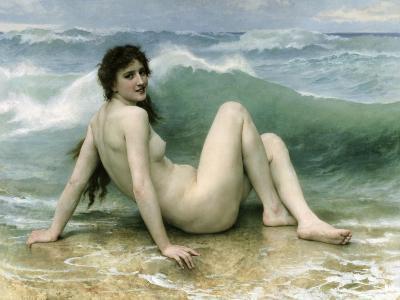 La Vague, 1896