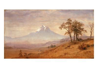 Mount Hood, 1863