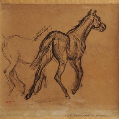 Horses, C.1882
