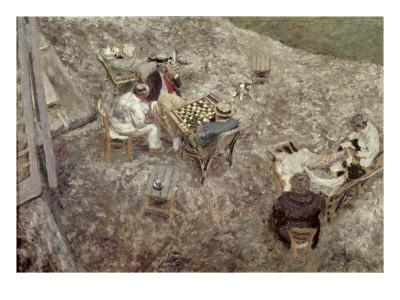 The Checker Board