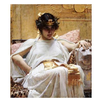 Cleopatra, C.1887