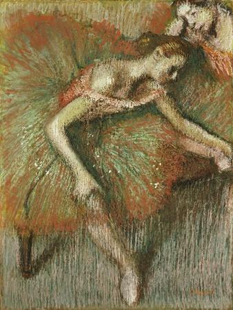 Dancers, C.1899