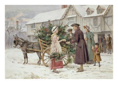 The Holly Cart