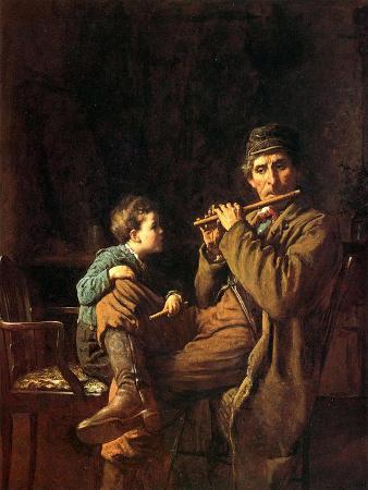 The Fifers, 1881