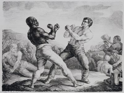 Boxers, 1818