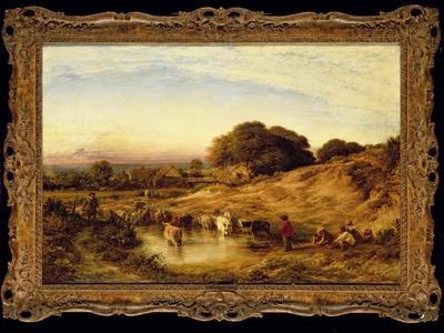 Sunset, 1860