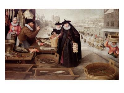 Winter, 1595