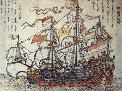 A Dutch Ship
