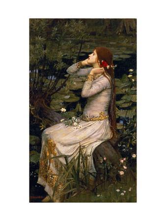 Ophelia, 1894