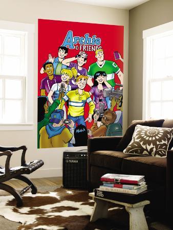 Archie Comics Cover: Archie & Friends No.123