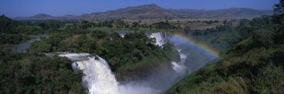Blue Nile Falls, Ethiopia, Africa