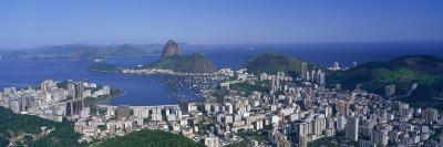 Skyline, Cityscape, Coastal City, Rio De Janeiro, Brazil