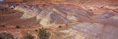 Chinle Shale Mounds, Paria Canyon, Vermilion Cliffs Wilderness, Arizona, USA