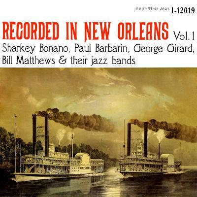 Recorded in New Orleans, Vol. 1