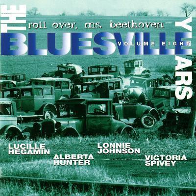 The Bluesville Years: Vol 8