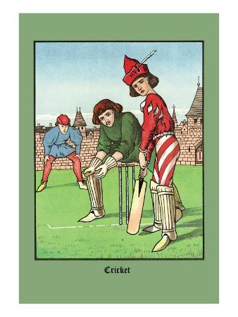 Cricket, c.1873