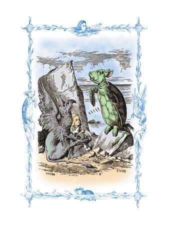 Alice in Wonderland: The Mock Turtle's Story
